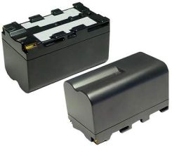 Hi-Power bateria do kamery Sony DCR-TRV130E 7.2V 4000mAh Li-ion
