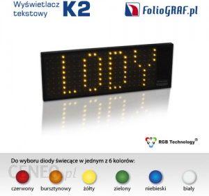 Rgb Technology Wyświetlacz Tekstowy Serii K