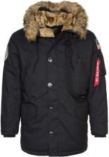 Alpha Industries POLAR Parka czarny (123144)
