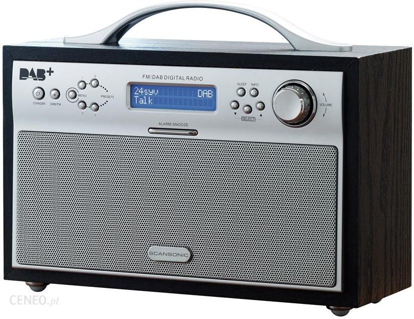 Scansonic DA88 Portable DAB+ Radio