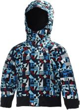 Helly Hansen K Moss Jacket Blue Print 7.0 (122cm)