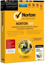 Symantec Norton 360 2014 BOX 1USER 3LIC 1Y (21299115)