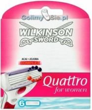 Maszynka damska Wilkinos quattro for woman