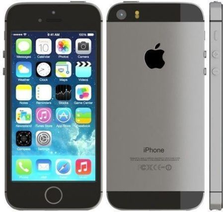 Apple iPhone 5S 16GB Szary