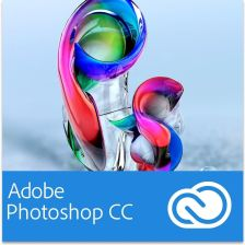 Adobe Photoshop CC PL WIN/MAC (65224654BA01A12)