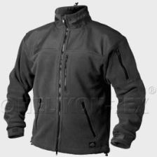 HELIKON BLUZA POLAROWA ALPHA GRID FLEECE JACKET CZARNA (Vest Tactical Gear)