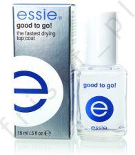 Essie good to go! szybkoschnący utrwalacz lakieru