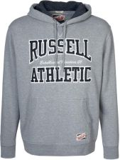 Russell Athletic Bluza z kapturem szary (A3-005-2)