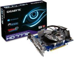 GIGABYTE Radeon HD 7770 PCI-E 3.0 1GB GDDR5 128-bit (GV-R777OC-1GD 2.0)