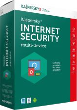 Kaspersky Lab PROGRAM Kaspersky INTERNET SECURITY MULTI-DEVICE PL 3 DESKTOP 1Y KONTYNUACJA BOX (KL1941PBCFR)