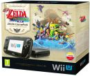 Nintendo Wii U Premium Pack 32GB + The Legend of Zelda WindWaker HD