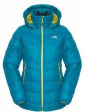 The North Face Kurtka damska POLAR DOWN PARKA niebieska roz. M