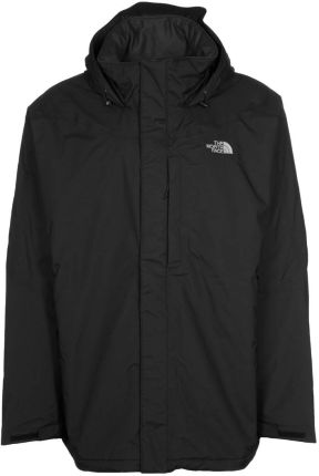 The North Face HIGHLAND Kurtka hardshell czarny (T0A6FG)