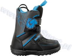 Burton Grom Black/Gray/Blue 13/14