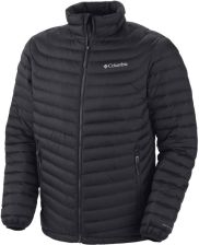 Columbia Sportswear Kurtka puchowa Columbia Powerfly Down Black (WM3187 011)