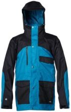 Quiksilver KURTKA ROGER THAT INSULATED ANTHRACITE (KTMSJ694 A026-51882)