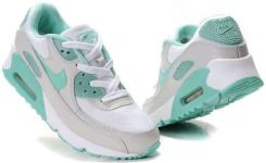 Nike Buty Air Max 90 mint-grey 302519-796