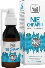 Nie Chrap!!!, spray do gardła, 30ml