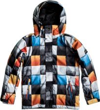 Quiksilver Jr Mission Youth Redemption Blue
