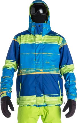 Quiksilver Mission Repeater Blue