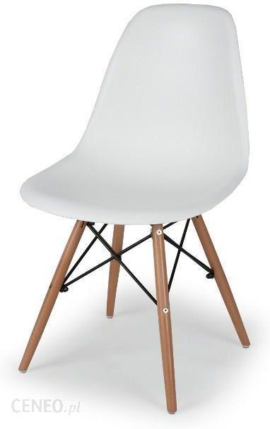 Signal krzesło Enzo biały