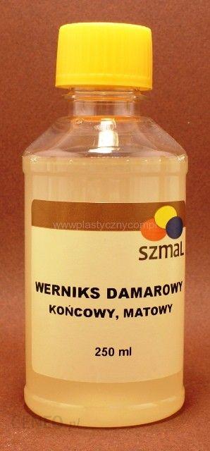 Roman Szmal ART Werniks damarowy matowy 250 ml