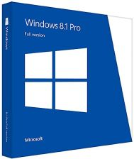 Microsoft Windows Pro 8.1 x64 Polish 1pk DVD OEM (FQC-06939) - zdjęcie 1