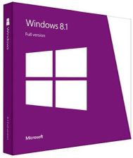 Microsoft Windows 8.1 x64 Polish 1pk DVD OEM (WN7-00604)