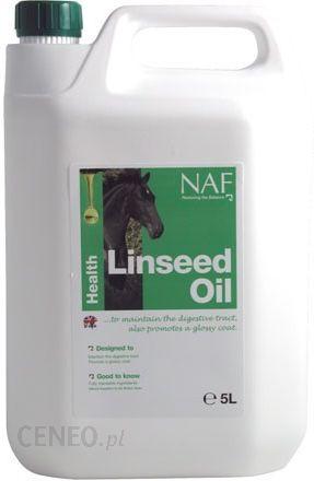 Naf Linseed Oil 5000 Ml Olej Lniany