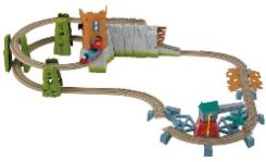 Fisher Price Thomas King Of Railway + Komplet Torów CCH42