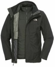 The North Face Kurtka Męska Strtsphere Tri Jkt Czarna Roz. Xl
