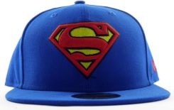 NEW ERA Czapka Fullcap CHARACTER BAS SUPERMAN