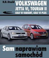 Volkswagen Jetta VI od VII 2010, Touran II od VIII 2010, Golf VI
