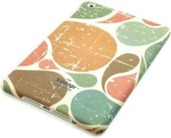 QIOTTI Q.Curves Vintage Leafs - Etui do iPad Mini (Q3005113)