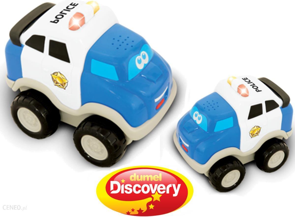 Dumel Discovery Pojazd Ratunkowy Policja Dd 50062