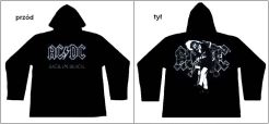 Bluza AC/DC Back In Black