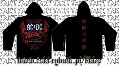 Bluza AC/DC Rock Roll Train GD