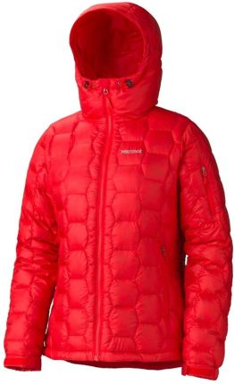 Marmot Wm's Ama Dablam Jacket (W14) Red M