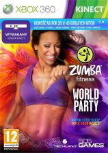 Zumba Fitness World Party (Gra Xbox 360)