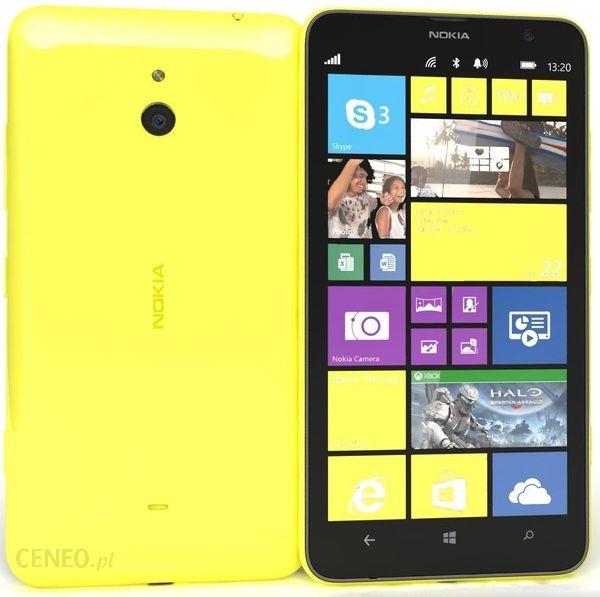 Nokia Lumia 1320 żółty