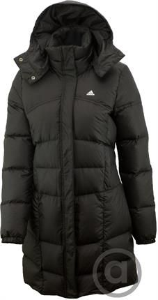 Adidas Jackets Down Coat Black XS (W14)