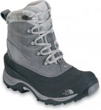 Buty The North Face Chilkat II Women's Dark Gull Grey Winter