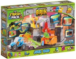 Cobi Trash Pack Junk Yard 6250