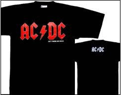 Koszulka AC/DC Let There Be Rock 01 K