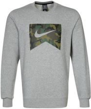 Nike Action Sports Bluza szary