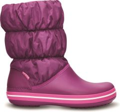 Crocs Winter Puff Boot Viola/Fuchsia W6