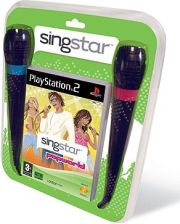 Sony SingStar POP + 2 mikrofony (Gra PS2)