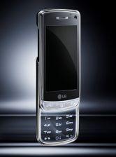 LG GD900 srebrny