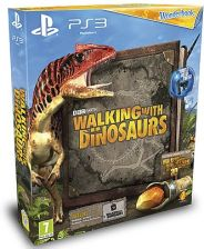 Wonderbook: Wędrówki z Dinozaurami + Wonderbook (Gra PS3) - 0