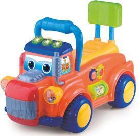 Alexis Baby Mix Pojazd-Jeździk-Pchacz Samochód 318181